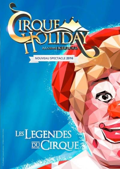 Cirque Holiday 2016