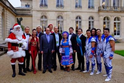 Gala de l'Élysee 2015